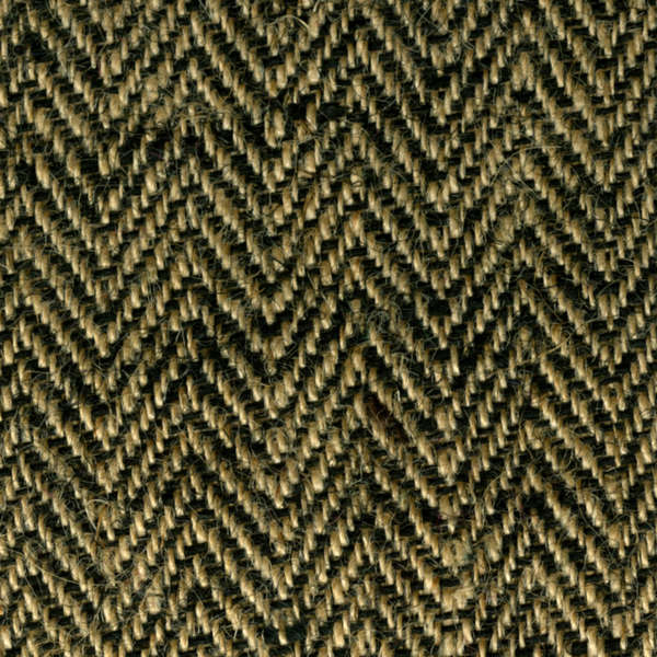 "Black/Natural By The Yard Roll 48"" wide"