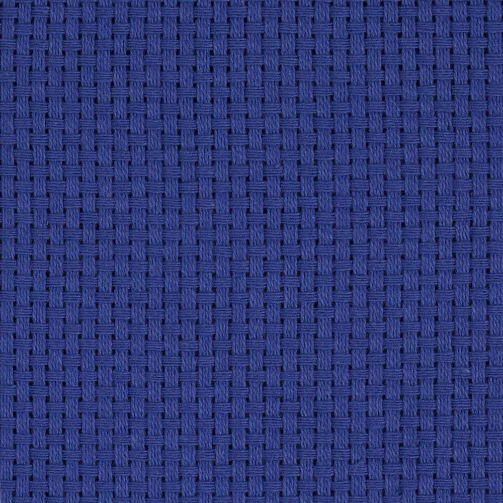 "Dazzling Blue Monks Cloth 60"" Wide By The Yard"