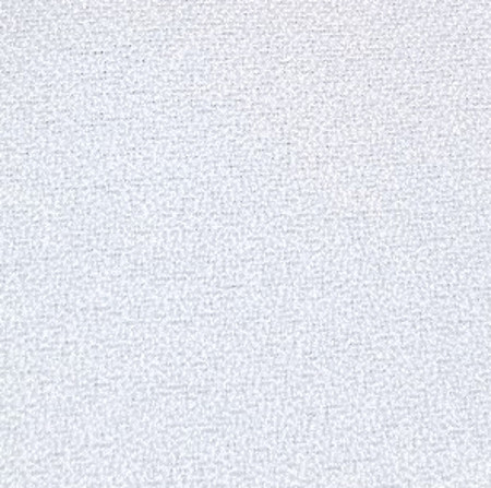 "White Crepe Fabric - 60"" by the Yard (100% Polyester)"
